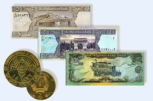 Валюта Афганистана