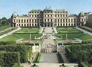 Дворцы Бельведер