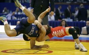Байараа Наранбаатар на Олимпиаде-2008 в Пекине