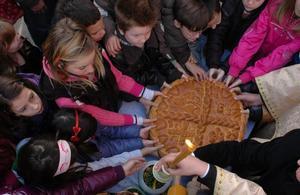 Рождество в Боснии встречают тоже по-особому