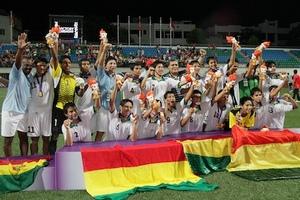 Основным видом спорта в Боливии является футбол