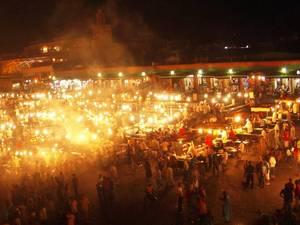 Как известно, интерес к новогодним и рождественским путешествиям в Марокко возник в Европе в 20-х годах прошлого столетия