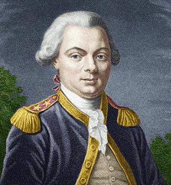 Первым гостем и и был капитан Жан Франсуа Галло де Лаперуз