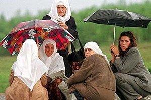 албанские женщины
