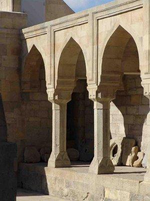 Двор «Диван-хане»