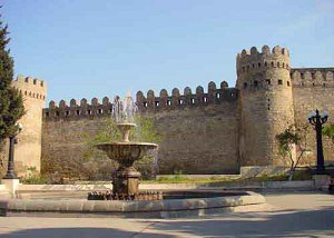 в Старом городе — Крепости