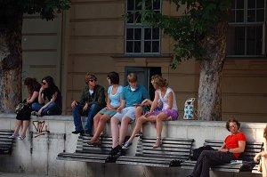 Молодежь Австрии