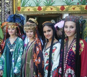 Фото жен узбеков