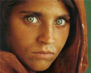 Афганистанская женщина