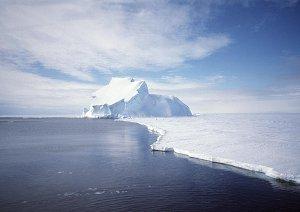 Тающие льды Антарктиды