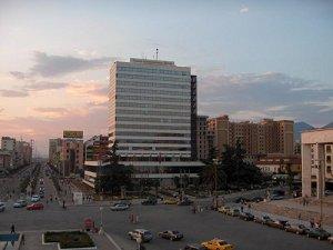 Тирана - самый населенный город Албании