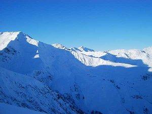 Горы Майрхофена