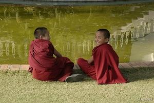 Буддизм проник к монголам в конце XII – начале XIII в/