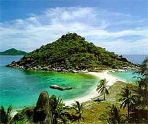 Развитие инфраструктуры постепенно охватывает и остров Тайпа