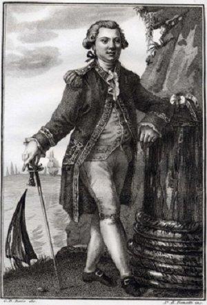 Жан Франсуа Гало де Лаперуз