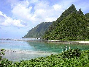 остров Самоа