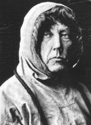 исследователь Руаль Амундсен