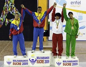 Уже в третий раз Боливия становится амфитрионом проведения спортивных Боливарианских игр