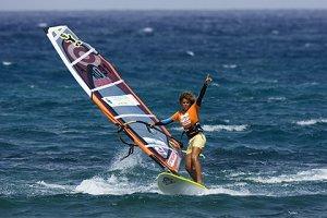 Серфинг на Арубе