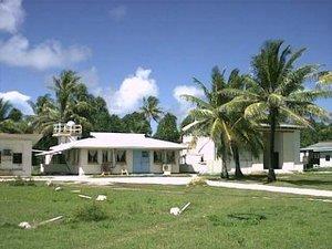 Столица Тувалу - Фунафути