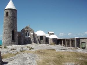 Эрмитаж выполнен в кельтско-средиземноморском стиле