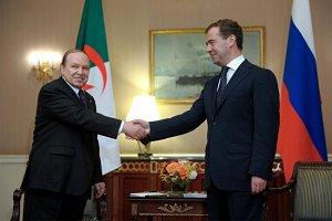 внешняя политика Алжир