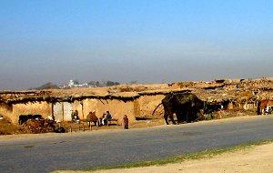 афганские жилища