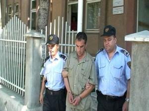 Он был задержан и арестован 22 июня 2008 года