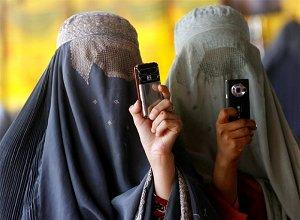 Женщины в Афганистане