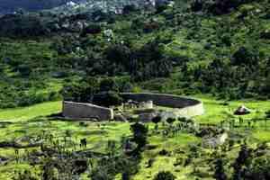 Каменные сооружения Зимбабве действительно очень впечатляющи