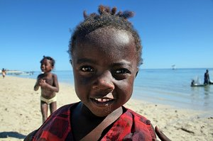 Дети - главное национальное богатство Мадагаскара