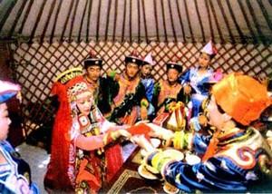 Свадебные традиции монголов