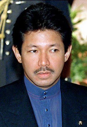 В тюрьме находится советник принца Джеффри Болкиаха, брата султана Брунея