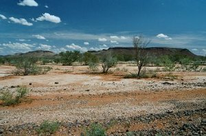 Ландшафт Австралии