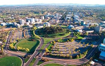 Cтолица Австралии