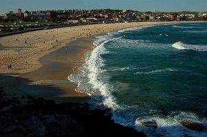 австралия, пляж