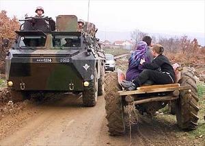 Вооруженные силы Македонии состоят из сухопутных войск, военно-воздушных сил, военно-морских сил и воск противовоздушной обороны