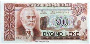 Денежная единица Албании-лек