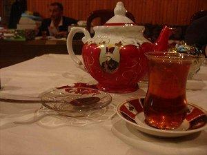 Азербайджанcкий чай