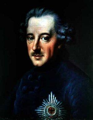 Фридрих II Воитель