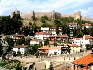 Город Охрид можно назвать жемчужиной Македонии