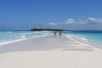 прекрасные места для спокойного пляжного отдыха