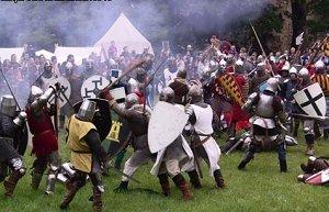фестиваль Средневековья