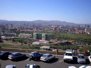 Город Улан-Батор