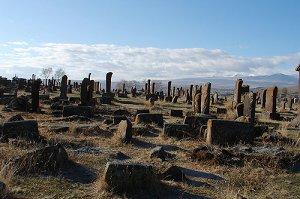 Норадуз - большое село на берегу Севана