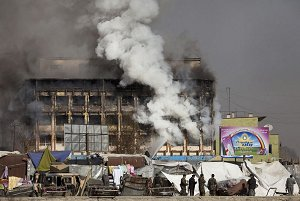 Талибы ворвались в Кабул