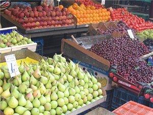 Афинский рынок напоминает восточный база