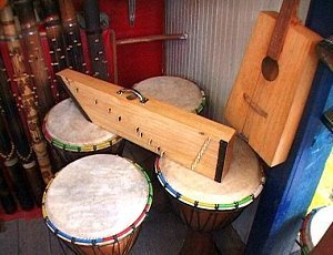 Музыкальные инструменты Мадагаскара