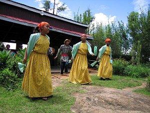 Малагасийский народный танец