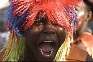 Карнавал в Луанде